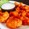 { Vegan} Buffalo Cauliflower