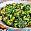 Vegan Broccoli Apple Salad