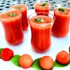Spanish Watermelon Gazpacho