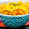 Tempeh Dip with Green Plantains