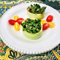 Peace Pies & Karmic Kale Salad