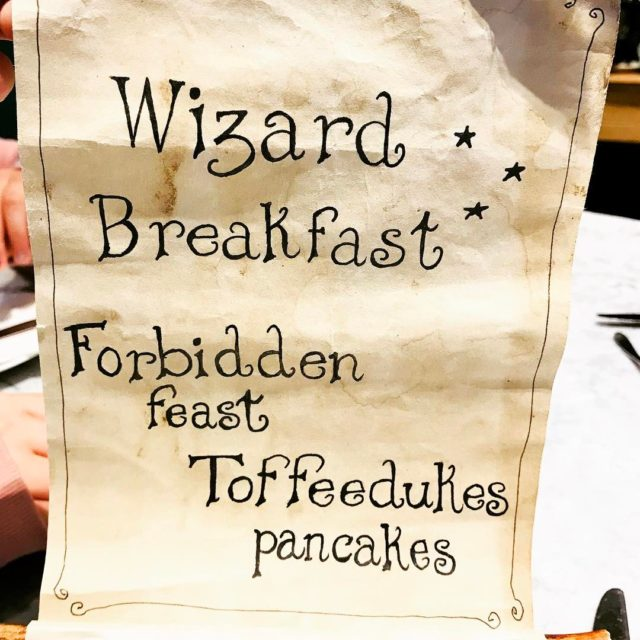 Wizard Breakfast at the georgianhouselondon for the guests staying athellip