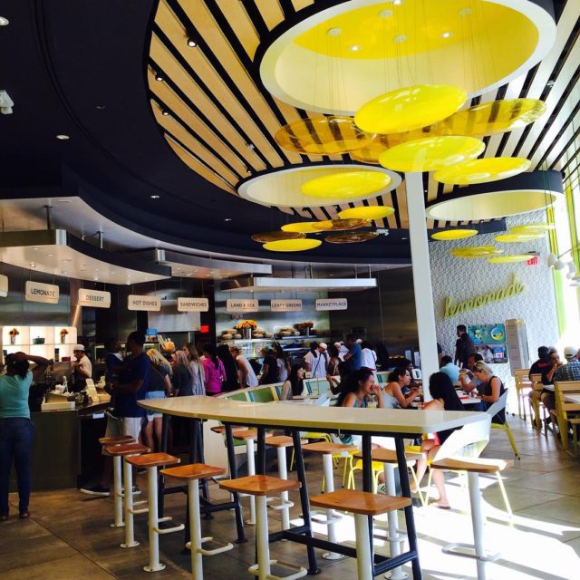 Happy to see a new Lemonade restaurant in San Diego!hellip