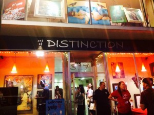 Distinction Gallery
