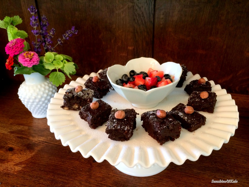 Black Bean Brownies-SAK