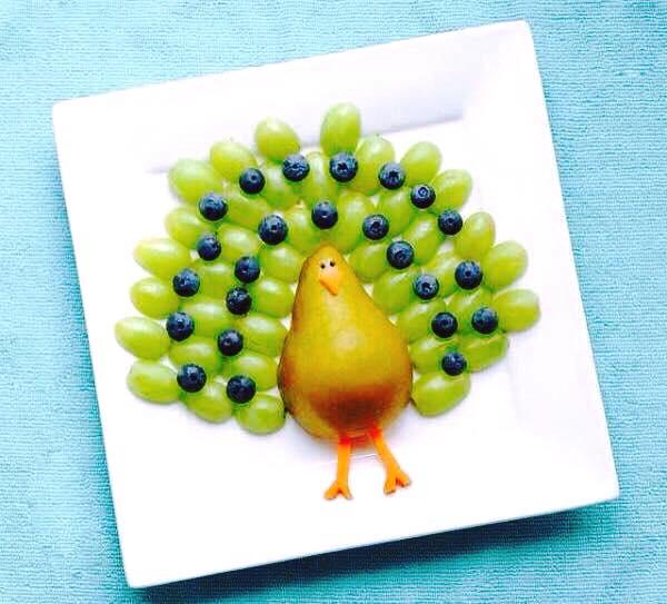 Fruity Turkey