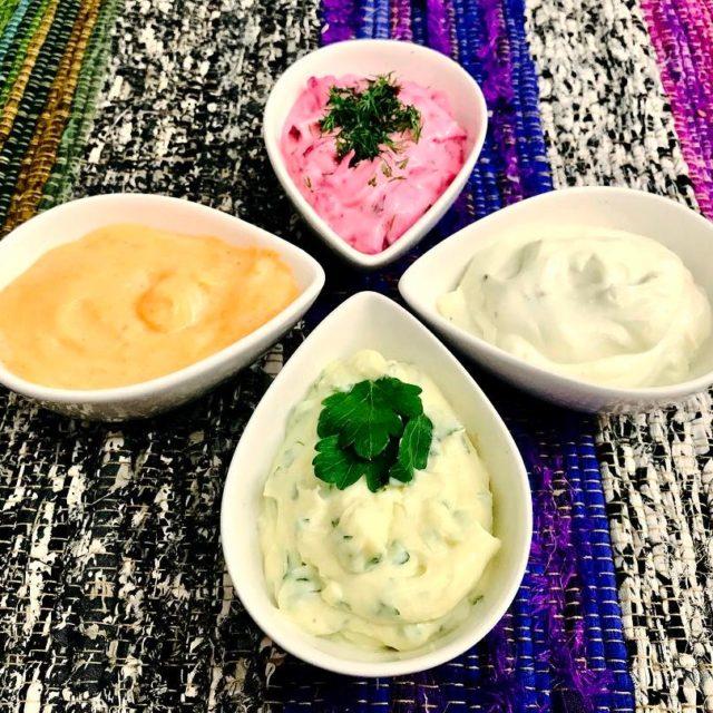 Vegan Mayo 4 Ways Continue reading rarr