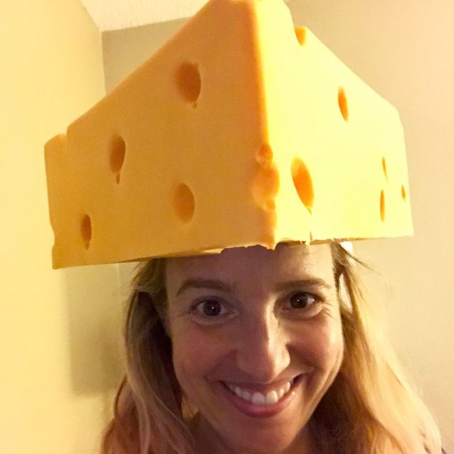 This is the only piece of cheese you will everhellip