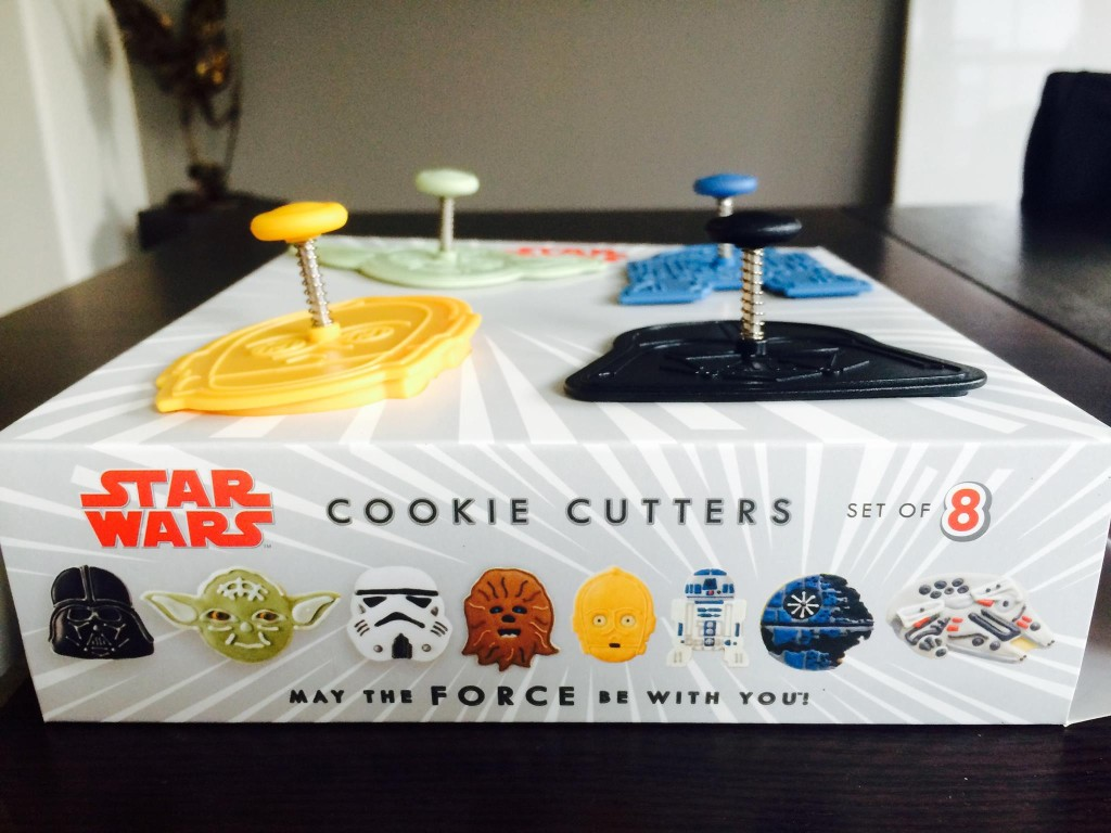 Star Wars Cookie Cutters II