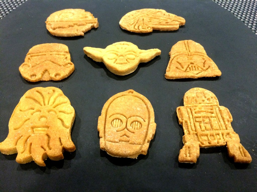 Star Wars Cookies DONE