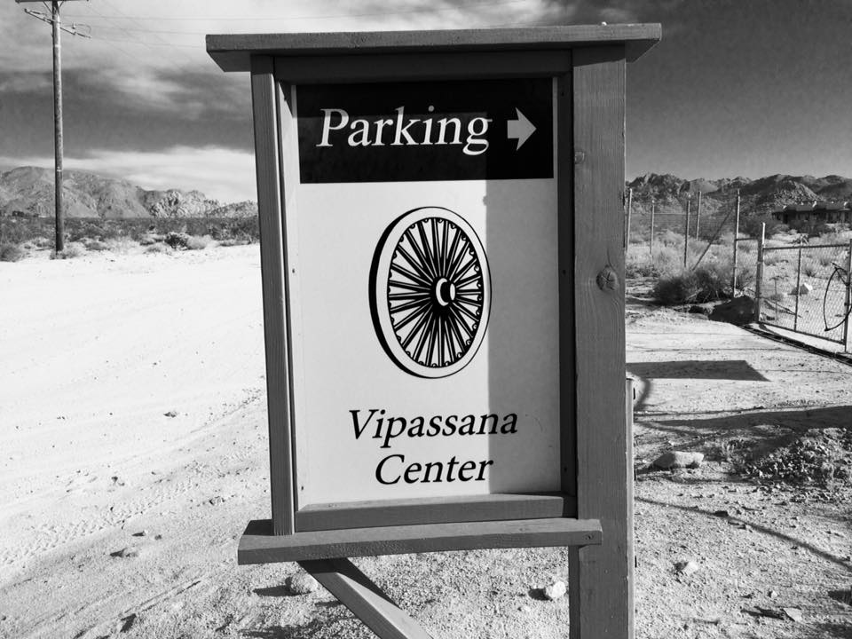Vipassana Parking