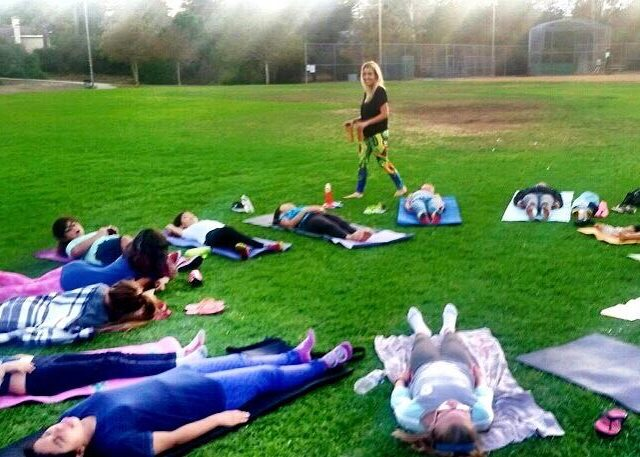 Teaching yoga to kids is AWESOME!! This was my firsthellip