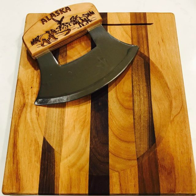 My family just brought me an Ulu chopping bowl sethellip