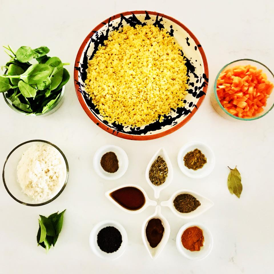 Ayurvedic vegan kitchari sunshine kale a staple of indian cuisine and ayurvedic medicine it is considered a cleansing and detoxifying food its traditionally prepared with yellow mung dal forumfinder Choice Image