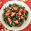 Kale, Strawberry & Coconut Salad